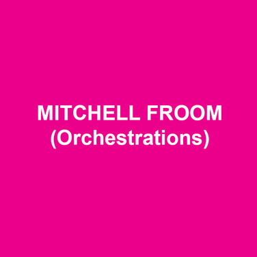 """MITCHELL FROOM(Orchestrations) has produced nearly 100 albums that have sold in excess of 50 million copies, including artists as significant and diverse as Paul McCartney, Bonnie Raitt, Fleetwood Mac, Elvis Costello, Los Lobos, Sheryl Crow, and The Corrs. He has received nominations for two Grammy Awards (Record of the Year and Producer of the Year), a Golden Globe nomination for his production and co-writing of Sheryl Crow's Tomorrow Never Dies, and an Emmy nomination for Best TV Theme for """"Sessions at West 54th."""" As a recording artist he is a member of Latin Playboys and he has released three solo records."""