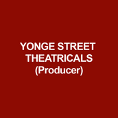 YONGE STREET THEATRICALS (Producer) is led by Linda Barnett and Natalie Bartello.  The duo have been working together, in new musical development, at the grassroots level for the last ten years. They develop original musicals and support and nurture exceptional works from the earliest stages. At the heart of their mission they strive to collaborate with the most exciting and engaging theatre professionals with an eye for shows that appeal to all ages. Linda's former company Stage Kids was the starting grounds for many award winning Canadian actors. They created and produced 17 new musicals in an 18 year period. Natalie is an alumna of York Unviersity's BFA Theatre program and of the Commercial Theatre Institute. Natalie's past producing highlights include the Canadian National Tour of Defending the Caveman and the original Toronto production of Evil Dead the Musical. Current projects include; Come From Away in Toronto and on Broadway (Best Musical: *Tony Award Nomination, *Drama Desk Award Winner, *Dora Award Winner), Life After on stage in Toronto Sept 28-Oct 22, Pollyanna a new musical (short-listed for the Stage West Best New Musical Award), and a new untitled musical by Irene Sankoff & David Hein. yongestreetheatricals.com