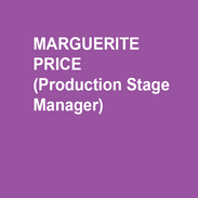 Marguerite price (Production Stage Manager) marks her fifth & final season as DTC's PSM with HETTY FEATHER. Other regional credits include: Philadelphia Theatre Company, Peoples' Light, Asolo Repertory Theatre and PlayPenn New Play Conference. She proudly served ten seasons as the Production Stage Manager at Act II Playhouse. Margie is a grateful member of Actors' Equity Association and was its Philadelphia Liaison from May 2005–January 2007. She is also a Past-Chair of the Stage Managers' Association. www.stagemanagers.org and www.etsy.com/stagenoteart. A huge shout out to Kevin White, our crew and the entire staff at DTC – magic people all! Special Thanks to Buddy.
