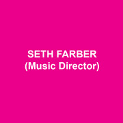 SETH FARBER (Music Director) has conducted and played many Broadway shows, including HAIRSPRAY, FOSSE, HAIR, PROMISES, PROMISES, SOUL DOCTOR, SHREK, SMOKEY JOE'S CAFE, 9 TO 5, ELF and CATCH ME IF YOU CAN. Seth has played on hundreds of CD's, including 2 Grammy-nominated records by the folk legend Odetta. STILL WILL BE HEARD, a musical co-written with his wife Liz Queler, was mounted at Montclair State University (NJ). His compositions have been used extensively on TV and film.