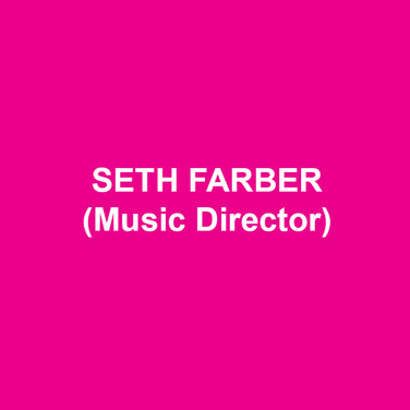SETH FARBER(Music Director) has conducted and played many Broadway shows, including HAIRSPRAY, FOSSE, HAIR, PROMISES, PROMISES, SOUL DOCTOR, SHREK, SMOKEY JOE'S CAFE, 9 TO 5, ELF and CATCH ME IF YOU CAN. Seth has played on hundreds of CD's, including 2 Grammy-nominated records by the folk legend Odetta. STILL WILL BE HEARD, a musical co-written with his wife Liz Queler, was mounted at Montclair State University (NJ). His compositions have been used extensively on TV and film.