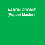 AARON CROMIE is a Philadelphia-based director, performer, musician, and mask & puppet designer who has collaborated with such companies as Wilma Theater, Arden Theater, Philadelphia Theatre Company, Philadelphia Shakespeare Theatre, Folger Theatre, among many others. He can currently be seen performing in A CHILD'S CHRISTMAS IN WALES at the Walnut Street Theatre. www.aaroncromie.com