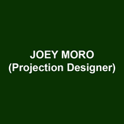 JOEY MORO (Projection Design) is a New York-based designer, who designs lighting, projection, and scenery. Projection: A Bright Room Called Day (Juilliard); Sanctions (Delaware Theatre Company); Skeleton Crew (Dorset Theatre Festival); Fidelio (Heartbeat Opera);  Die Fledermaus (Stony Brook University); Vietgone (Theatre Squared); The Last Five Years, (Mexico City); Only You Can Prevent Wildfires (Teatro Circulo); Once On This Island (Le Petit Theatre); Death of the War Poets (Sheen Center); Orange Julius (Rattlestick Playwrights Theatre); Long Gone Daddy (Mile Square Theater). Lighting: Baltimore Waltz (Syracuse University, Set and Lights); Streetcar; (Le Petit Theatre); Hair (Hofstra University); Eurydice Project (Dublin); Detroit (Theatre Squared); Dracula (Mile Square Theater). Joey is a founding member of SpaceWing Design, a collective that aims to set the new standard for design excellence and unbridled creativity in the performing arts. Education: MFA from Yale School of Drama.