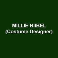 MILLIE HIIBEL (Costume Design) is a Philadelphia based costume designer for dance, theater, opera and film. She is thrilled to be back at DTC where she recently designed the costumes for City of Conversation. NYC: New Victory Theater, Village Theatre. Regional: Philadelphia Theatre Company, Arden Theatre Company, The Wilma Theater, Cape May Playhouse, The Playhouse Square, Bristol Riverside Theatre, Enchantment Theatre Company, Delaware Theatre Company, Lantern Theater Company, LUNA Theatre Company, and many others. She has also worked as a stylist for commercials and designed costumes for films including the Emmy Award winning History Making Productions. In addition to freelance design, Millie is the costume director for Opera Philadelphia as well as adjunct professor at University of Pennsylvania and Rutgers University.