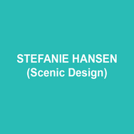 STEFANIE HANSEN (Scenic Design) Many years ago, on the advice of Sally Struthers, Stefanie trained for a better career at home in her spare time. In just 12 weeks, she graduated Summa Cum Laude, and her design career took off! Her prestigious schooling led to a successful run as the Resident Scenic Designer for the Ozark Mountain Sock Monkey Comedy Hour, the long running, record-breaking sensation of Branson, MO. This early success launched her sporadically sustained career in theatrical design. You have probably seen her work before for such bigly received productions as: Where's Honey Boo-Boo and its' sequel, Waiting for Honey Boo-Boo, Sharknado: The Musical, and Dancing with the Czars: A Fantasia on Ice. It is a pleasure to be designing at Delaware Theatre Company even though it was a bit of a letdown that the show turned out not to be The Complete Twerks (she's certain that's what Bud said when he called to offer her the job). Oh well, thankfully this Shakespeare guy turned out to be pretty fun, too. She is so glad that she had her pencil ready and made that call, thanks Sally!