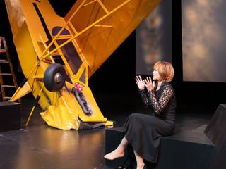 Stefanie Powers. Photo by Matt Urban, NüPOINT Marketing.