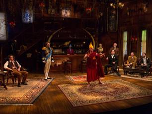 The cast of THE EXPLORER'S CLUB. Photo by Matt Urban, NüPOINT Marketing.