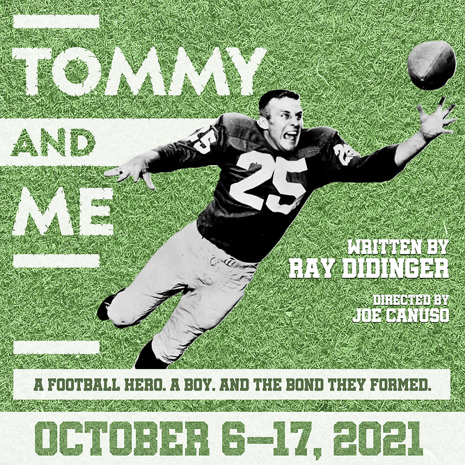 Tommy and Me - Square - Credits and Tag.png
