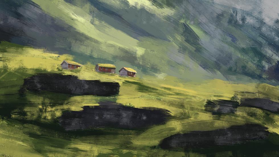Huts!