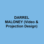 DARREL MALONEY (Video & Projection Design) has designed for broadcast, concerts, film, and theatre. Broadway: American Idiot, On Your Feet, Allegiance, A Night with Janis Joplin, Everyday Rapture, The Illusionists. Off Broadway: Found, (Drama Desk Nomination), Checkers (Drama Desk Nomination), Kung Fu, Golden Child, The Village Bike, The Submission, Bikeman, Karen O's Stop the Virgens. Others designs include Ringling Bros. & Barnum and Bailey Circus 144th Edition, Surf (Las Vegas) Also: ART, La Jolla Playhouse, Berkeley Rep, CTG, Minnesota Opera. Darrel is also the founder of the design & production company the 13th Studios, and serves on the faculty of the Yale School of Drama. www.darrelmaloney.com