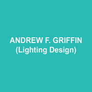 ANDREW F. GRIFFIN (Lighting Design) Wow. You are actually reading the Lighting Designer's bio. I guess you got to your seat very early and you're just killing time reading the program cover-to-cover. Are you a critic? There's definitely going to be a pretty blue moment that you'll want to write about, so please don't forget my middle initial when you do. Thanks! Andrew's been ignored in programs at theatre, dance, and opera performances all over the country for many years, amazing audiences by doing things in an art form that most people don't even notice. He is a survivor of the Jail School of Trauma.