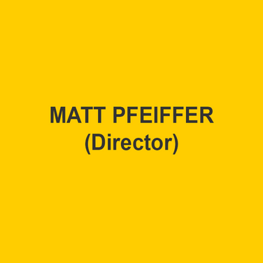 MATT PFEIFFER