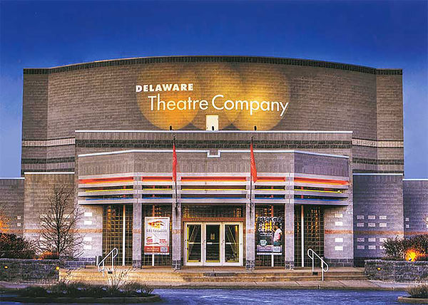 Delaware Theatr Company Exterior