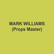 mark williams (Props Master)  is a local Props Master and Puppeteer freelancing in the Philadelphia area. This is his third show working with DTC as a Props Master, having previously working on The Complete Works of William Shakespeare (abridged) [Revised] and Ella: First Lady of Song. Other important credits include the Walnut St. Theatre's '16-'17 season and IRC's fuzzy, puppet filled re-imagining of Jean Giraudoux's The Enchanted. Special thanks to the helpful production staff at DTC.