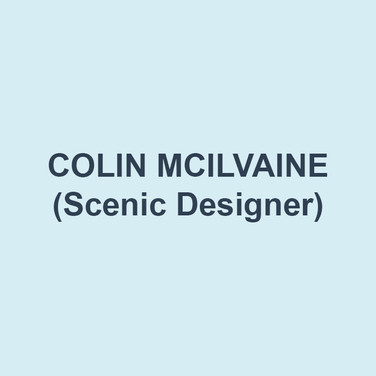 COLIN MCILVAINE (Scenic Design) is a Philadelphia-based, Barrymore-nominated scenic designer named as one of American Theatre Magazine's 20 People to Watch. Recent credits include: Saint Joan (Delaware Theatre Company), Salt Pepper Ketchup (InterAct Theatre Company), Among the Dead (Theatre Exile). Colin's recent associate design credits include: Daddy (The New Group), Thunderbodies (Soho Repertory Theatre), Pipeline (Lincoln Center for the Performing Arts). In addition to his freelance career, Colin is lectures for Villanova University, University of Pennsylvania, University of the Arts, and Temple University. BA, University of Maryland; MFA Scenic Design, Temple University. www.colinmcilvaine.com