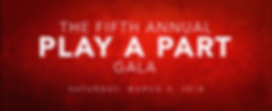 Play a Part Gala Header