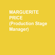 MARGUERITE PRICE (Production Stage Manager) is in her fifth season at DTC. Other recent regional credits include: People's Light, Asolo Repertory Theatre, and PlayPenn New Play Conference. She proudly served ten seasons as the Production Stage Manager at Act II Playhouse. Margie is a grateful member of Actors' Equity Association and was its Philadelphia Liaison from May 2005 – January 2007.  She is also a Past-Chair of the Stage Managers' Association. www.stagemanagers.org and www.etsy.com/stagenoteart.