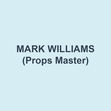 mark williams (Props Master) is a local props master and puppeteer freelancing in the Philadelphia area. Mark has been working with DTC for the past 2 years, his first show with the company being The Complete Works of William Shakespeare (abridged) [Revised]. Other companies Mark works with include Opera Delaware, The Walnut Street Theatre, and The Hangar Theatre. He would like to give special thanks to the wonderful and helpful production staff here at DTC.