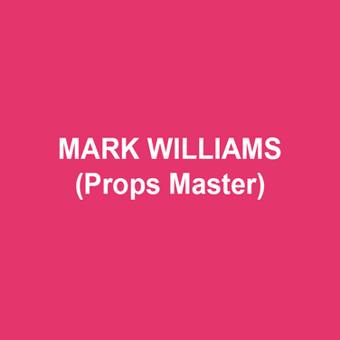 MARK WILLIAMS (Props Master)  is a local Props Master and Puppeteer freelancing in the Philadelphia area. This is his second show working with DTC as a Props Master, having previously working on The Complete Works of William Shakespeare (abridged) [Revised]. Other important credits to Mark includes the Walnut St. Theatre's '16-'17 season, and IRC's fuzzy, puppet filled re-imagining of Jean Giraudoux's The Enchanted. Special thanks to the helpful production staff at DTC.