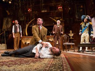 Daniel Fredrick, Brian McCann, Matt Tallman, and Dan Kern. Photo by Matt Urban, NüPOINT Marketing.