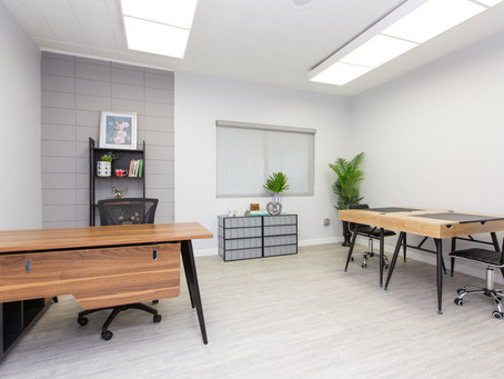 Shared Office Spaces Ease the Pain of Freelancers and Self-Employed