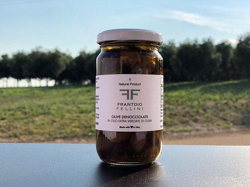 Olive denocciolate