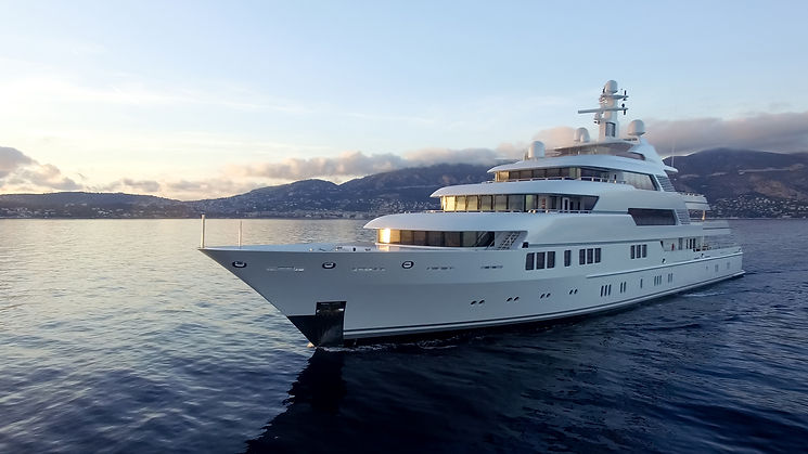 A huge motor yacht underway.jpg
