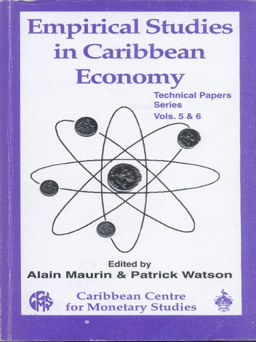Empirical studies in Caribbean economy