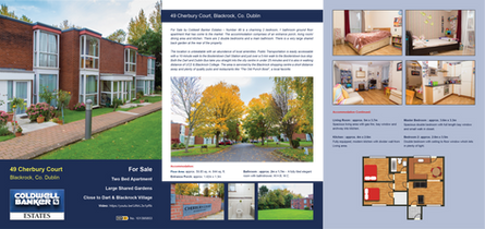 Coldwell Banker Brochure Photos