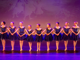 Leotards and Monologues - Summer Performance