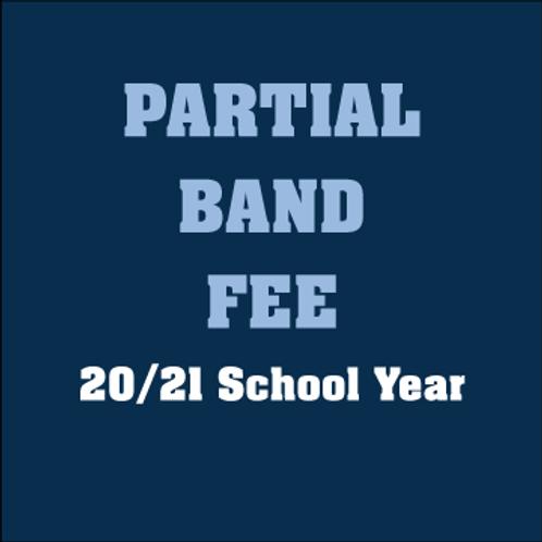 Partial Band Fee