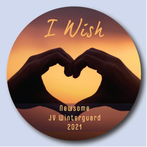 JV Winterguard Show Button