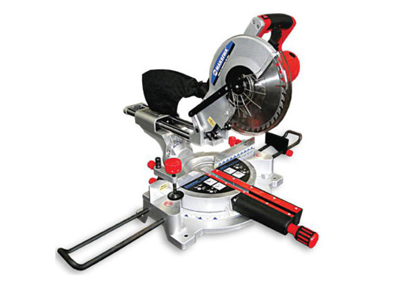 """MITER SAW 10"""" WITH LASER AND DUAL SLIDING RAIL"""
