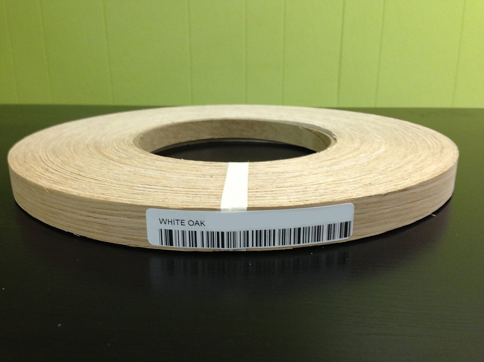 White Oak Wood Edgebanding Preglued 3 4 2 X 50