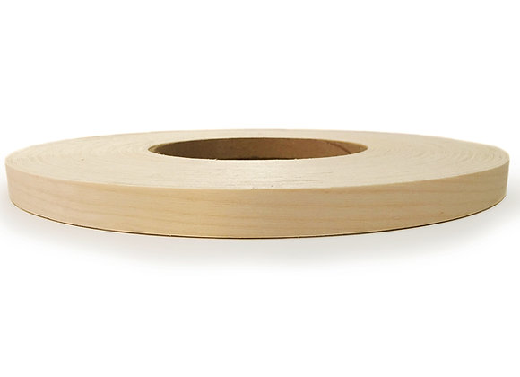 "MAPLE PREFINISHED PREGLUED EDGEBAND (1 1/4"" - 2"")"