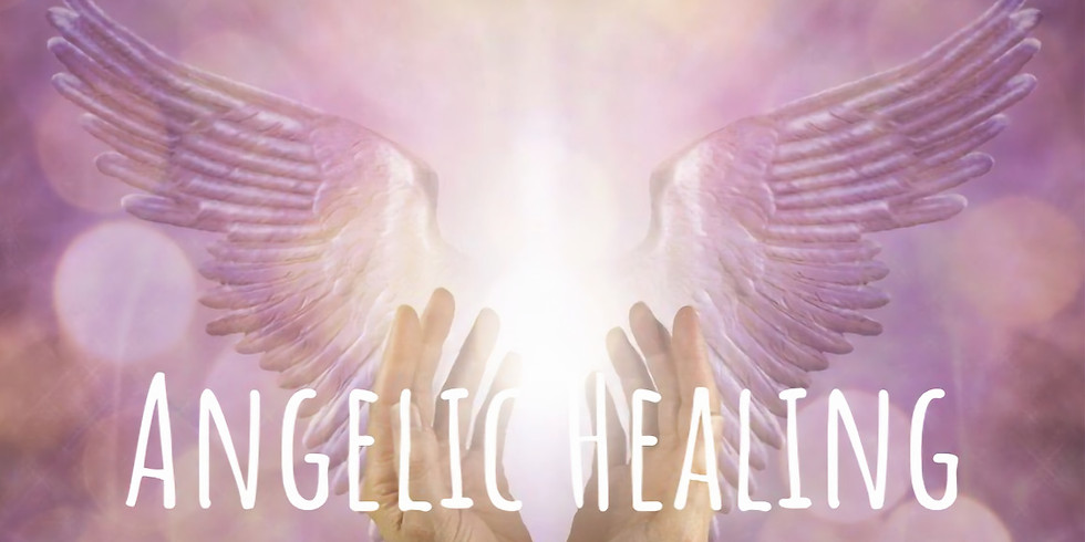 Angelic Reiki Healing Evening