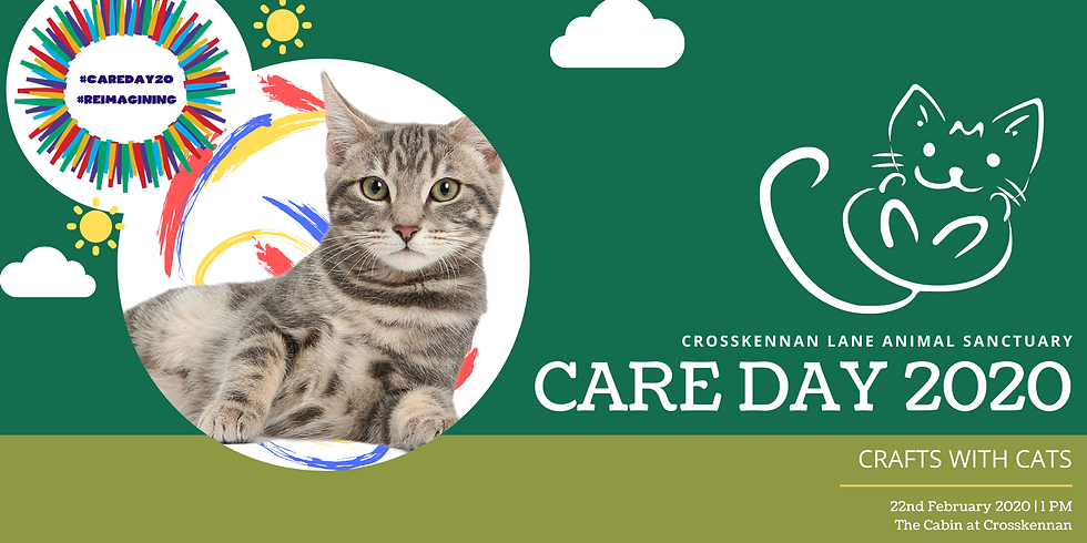 Crafts with Cats - CARE DAY 2020