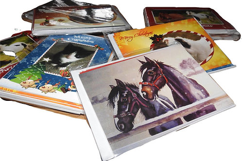 LOW STOCK - Christmas Cards