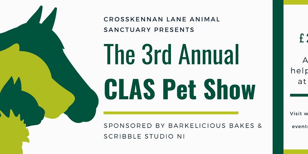 CLAS Pet Show