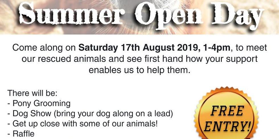 Summer Open Day 2019