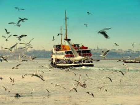 Bayram Tatilinde İstanbul'a gittim.