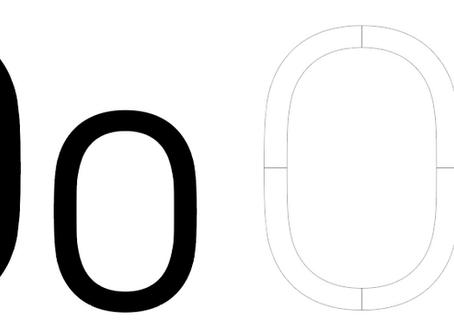 小文字を作り始めた。