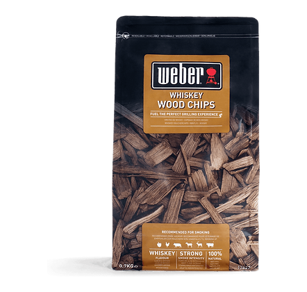 WEBER | Chips per affumicatura - whiskey