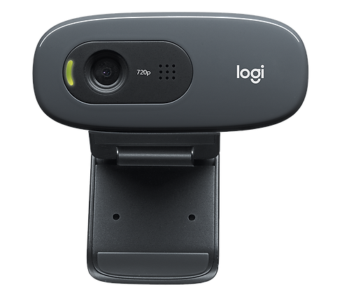 WEBCAM LOGITECH | C270 HD