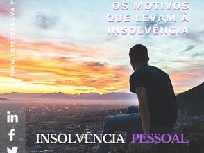 Quais os motivos que levam à insolvência pessoal? O que Dijsselbloem nos pode ensinar sobre insolvên