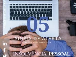 Os 5 Sinais de Alerta em como está a caminhar para uma situação de insolvência
