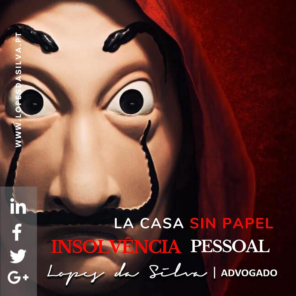 Lopes da Silva Advogado, Insolvência e Revitalização, Insolvência Pessoal, Plano de Pagamentos, PEAP
