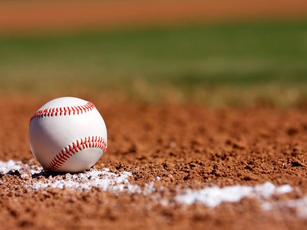Baseball field- fine grading