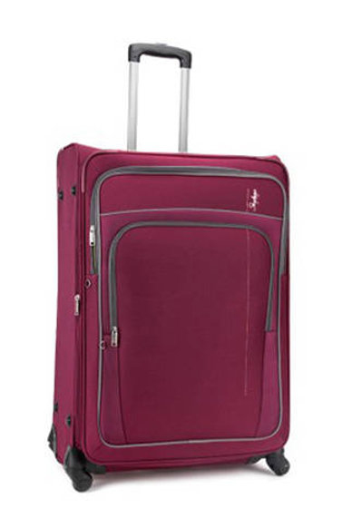 VIP SKYBAGS ITALY DF 55 BLUE (Small Cabin Luggage)