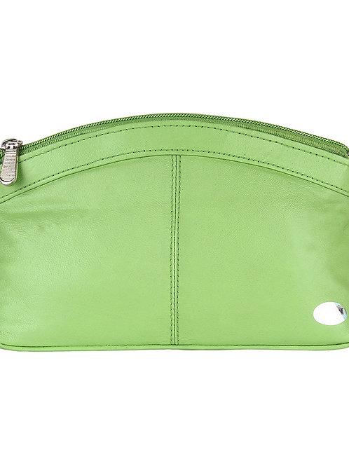 Marco Sanchez Green Casual Regular Wallet For Women